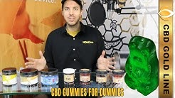 CBD Gummies for Dummies – Differences Between All Types CBD Gummy Edibles Explained