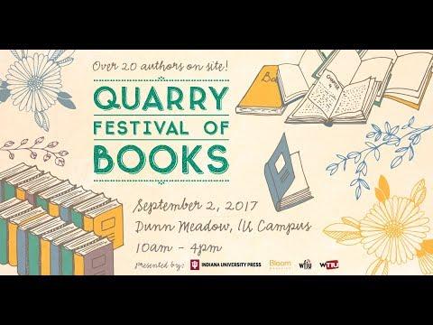 Quarry Festival of Books 2017