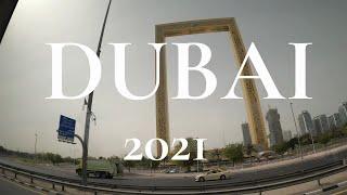 ДУБАЙ 2021 Emirates Grand Hotel Apartments Посадка в аэропорту Первые впечатления 4К