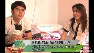 Ali Prilly - Lumpuhkan Ingatanku