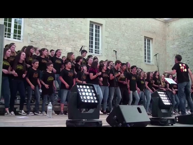 Concert Gospel 2017 Sainte Ursule : Everybody clap your hands