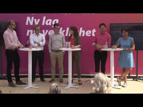 Migrationsdebatten i Europa efter terrorattackerna