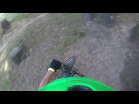 KOLO Bike park Asheville, North Carolina