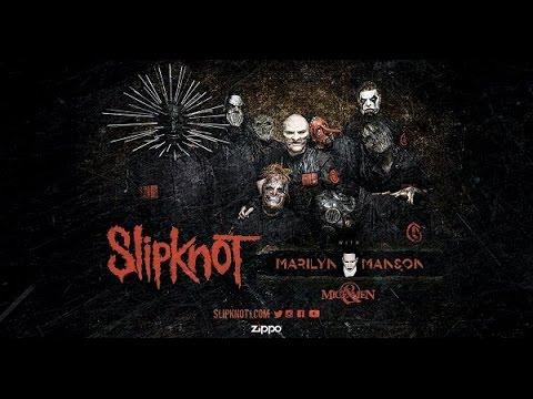 Slipknot, Marilyn Mason And Of Mice & Men At PNC Bank Arts Center