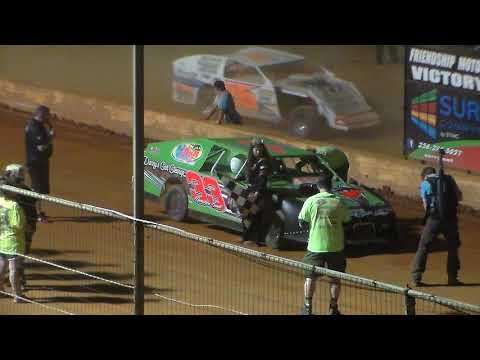 Friendship Motor Speedway(SUPER STOCK 4's)  5-12-18
