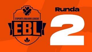 EBL LoL 2019 Runda 2 - Crvena Zvezda vs Rift w/ Sa1na, Mićko i Đorđe Đurđev