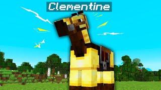 the RAREST horse in minecraft...?