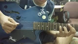 Guitar cover for beginners | Channa Mereya| Ae dil hai mushkil | Arijit Singh