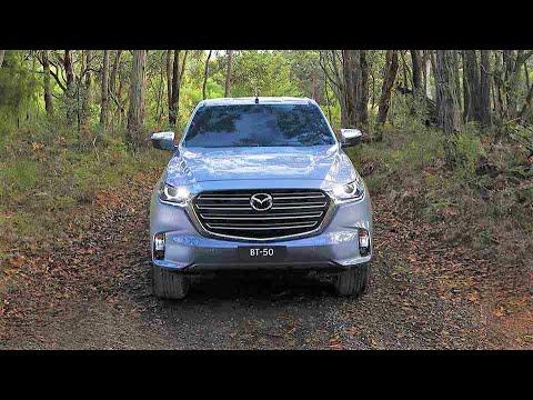 All New 2021 Mazda BT-50 4X4 Pickup Truck | Isuzu D-max Pickup Truck competitor