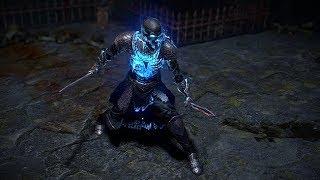 Path of Exile: Stygian Armour Set