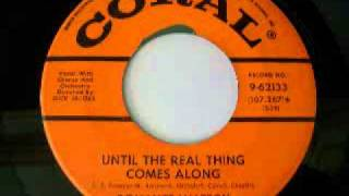 Romance Watson - Until The Real Thing Comes Along (1959)