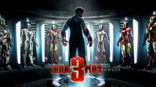 Iron Man 3 - Another Lesson from The Mandarin (Soundtrack OST HD)