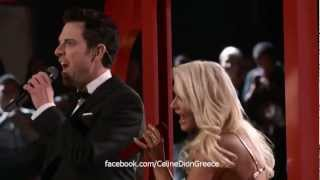 Celine Dion VS Christina Aguilera - The Prayer [HD 720p]