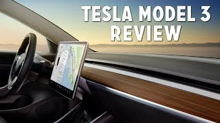 Tesla Model 3 Review — Every Feature Explained
