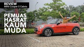 Test Drive MINI Cooper S Cabrio