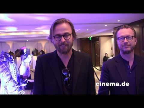 Pirates of the Carebbean // Espen Sandberg, Joachim Rønning // Interview // CINEMA-Redaktion