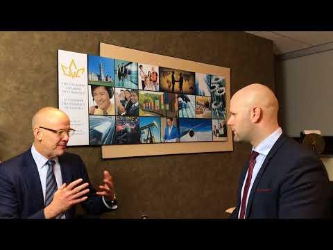 Guillaum Dubreuil, interviews National Affairs Analyst, John Heilemann.