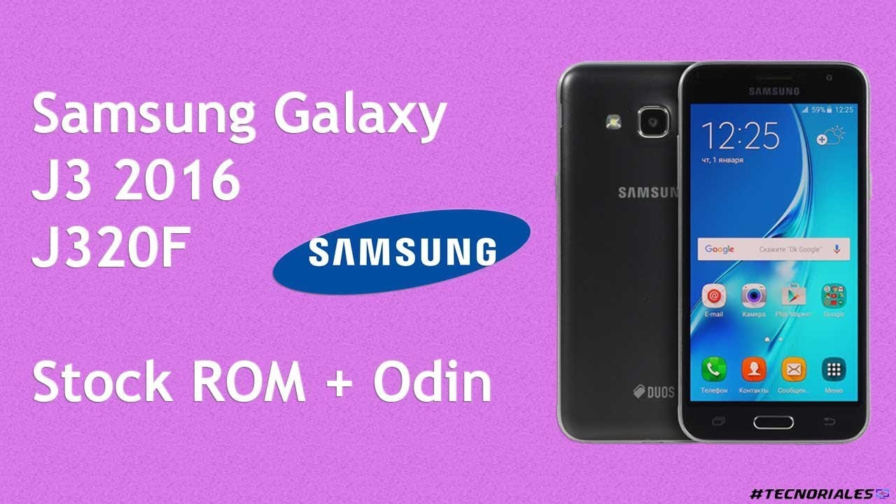GUIDE] How to flash STOCK ROM on ANY J3 201… | Samsung Galaxy J3 (2016)