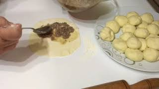Dışı ÇITIR ÇITIR içi Sulumu Sulu PUF PUF Çİ Börek   Çiğ börek nasıl yapılır   Kahvaltı tar