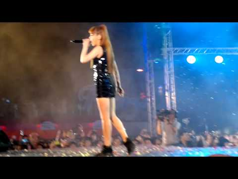[Fan Cam] 2NE1 - Don't stop the music + Fire @ Fiore Night Party