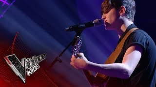 Adam performs 'When You Love Someone': Blinds 1 | The Voice Kids UK 2017