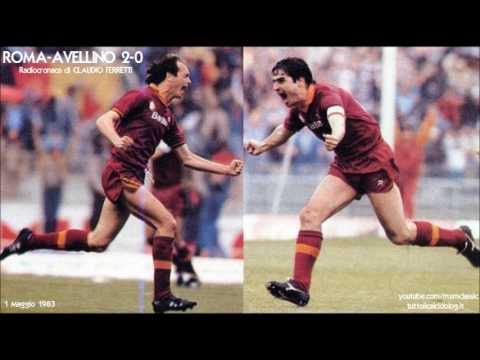 Roma Avellino 2 0 1 5 1983 Radiocronaca Di Claudio