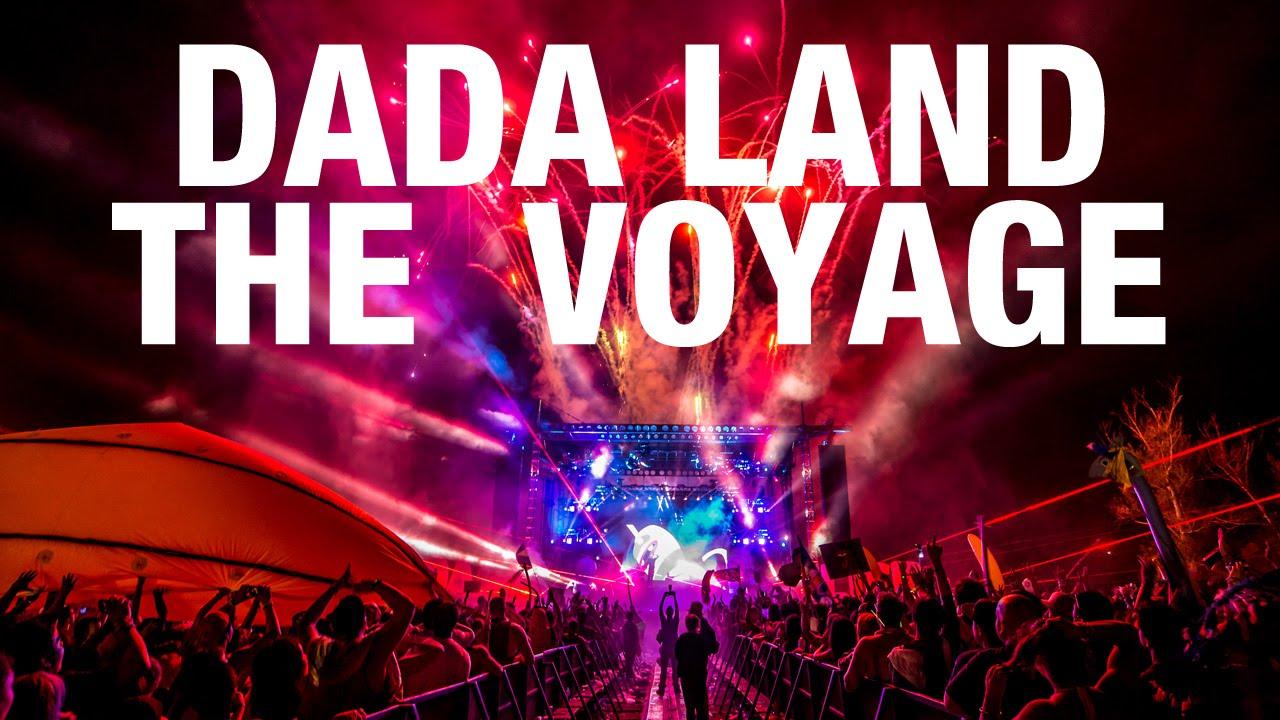 Dada Land: The Voyage 2014 (FULL HD CONCERT)