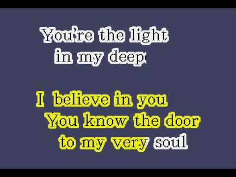 Bee Gees - How Deep Is Your Love (Karaoke)