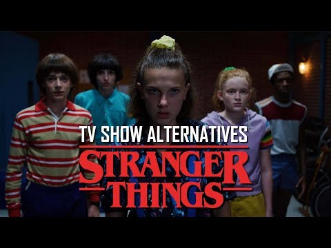 10 TV Shows Better Than Stranger Things!