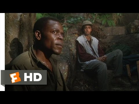 Congo (7/9) Movie CLIP - That