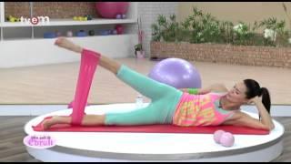 Ebru Şallı İle Pilates Egzersizleri 54.Bölüm
