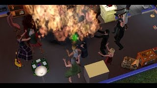 The Sims PS2 on PS3 1080p