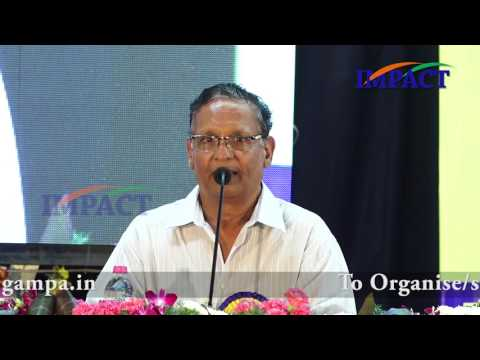 Surya Rao Garu of Academy of Fine Arts Tirupathi at IMPACT Tirupati 2017