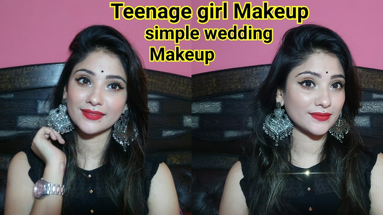 teenage girl makeup simple wedding makeup shystyles