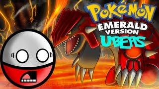 Pokemon Emerald 3rd Gen VBA Link WiFi RSE Battle| ELECTRODE'S COURAGE (Ubers)