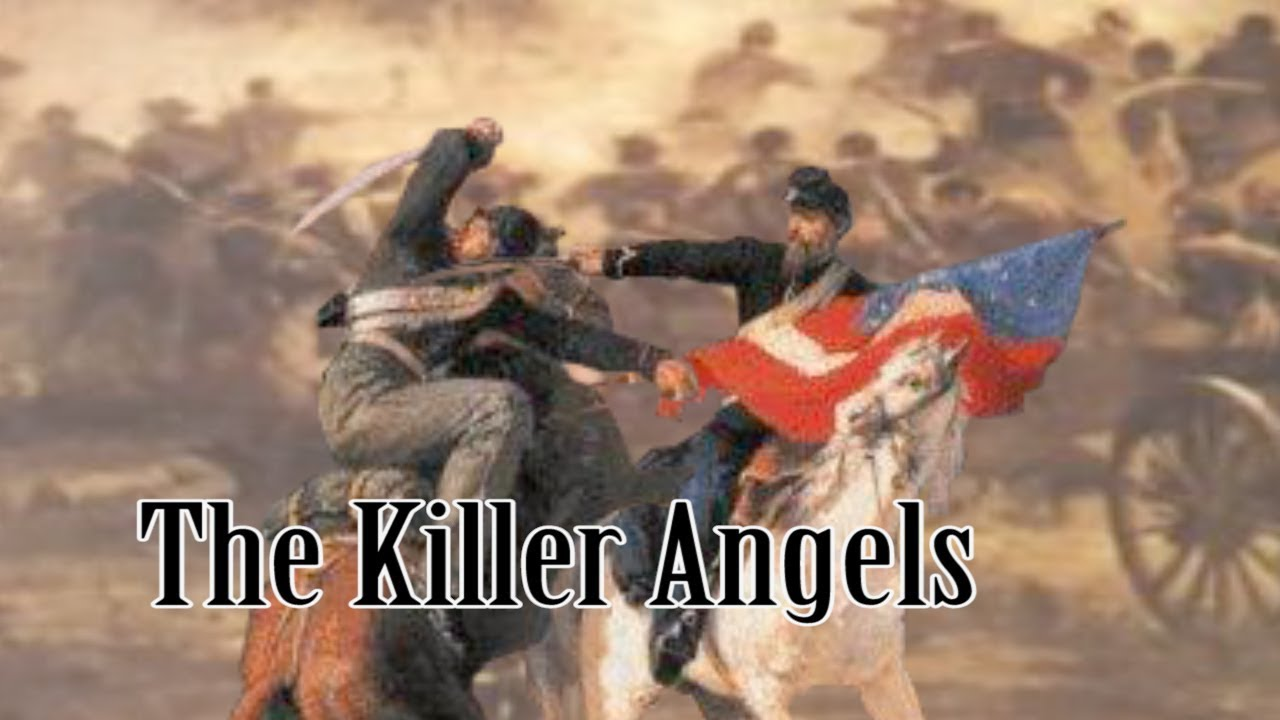 Killer angels essay