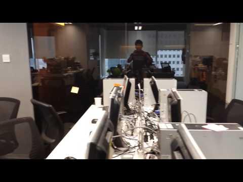 AOD Shanghai-working environment
