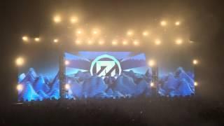 Zedd Concert Live, WOW, Tampa, USF Sun Dome, Fl, Oct 17 2015, True Colors, Alive, Amazing Light Show