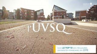 2 minutes pour découvrir l'université de Versailles Saint-Quentin-en-Yvelines (UVSQ)