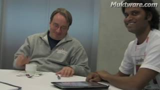 Linus Torvalds: Java A Horrible Language