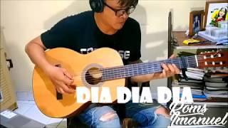 Video Fatin Shidqia - Dia Dia Dia - Fingerstyle Cover download MP3, 3GP, MP4, WEBM, AVI, FLV September 2018