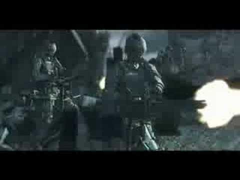 Tom Clancy's EndWar (Music Video) Nobody's Listening