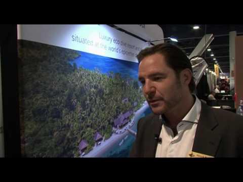 DEMA 2016 Review: Scubaverse talks with Henrik from Wakatobi Dive Resort