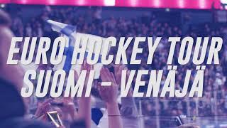 Euro Hockey Tour // Suomi-Venäjä // Hartwall Areenalla to 26.4.2018 klo 18:30