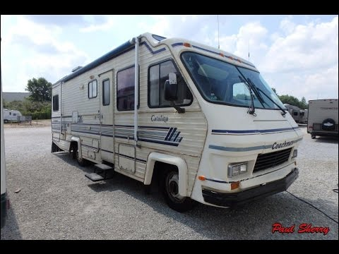 1990 Coachmen Catalina Walk-thru | 7545B