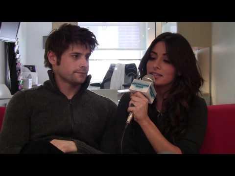 """Download Sarah Shahi & Ryan Johnson on """"Fairly Legal"""""""