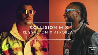 Reggaeton vs Afrobeat Mix - J Balvin, Bad Bunny, Burna Boy, Wizkid, Mr. Eazi, Rosalia, Ozuna
