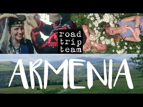 Armenia - Part 1 | Travel vlog