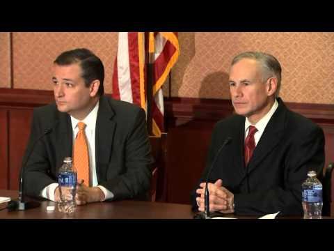 Ted Cruz on Trump's Muslim Immigration Plan, Washington, DC, 12/08/15