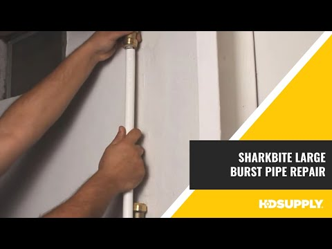 Burst Pipe Repair in Melissa